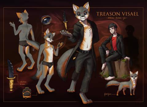 Treason Visael