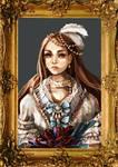 Lady's Portrait