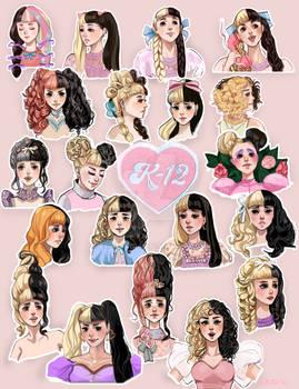 K-12 Hairstyles