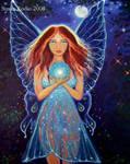 Rainbow Mystic Faery by SusanR