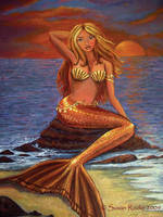 Mermaid Sunset by SusanR