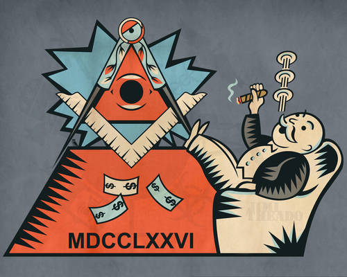 Illuminati Monopoly
