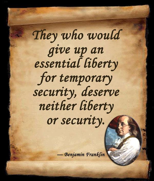 Do You Deserve Liberty? by NixSeraph