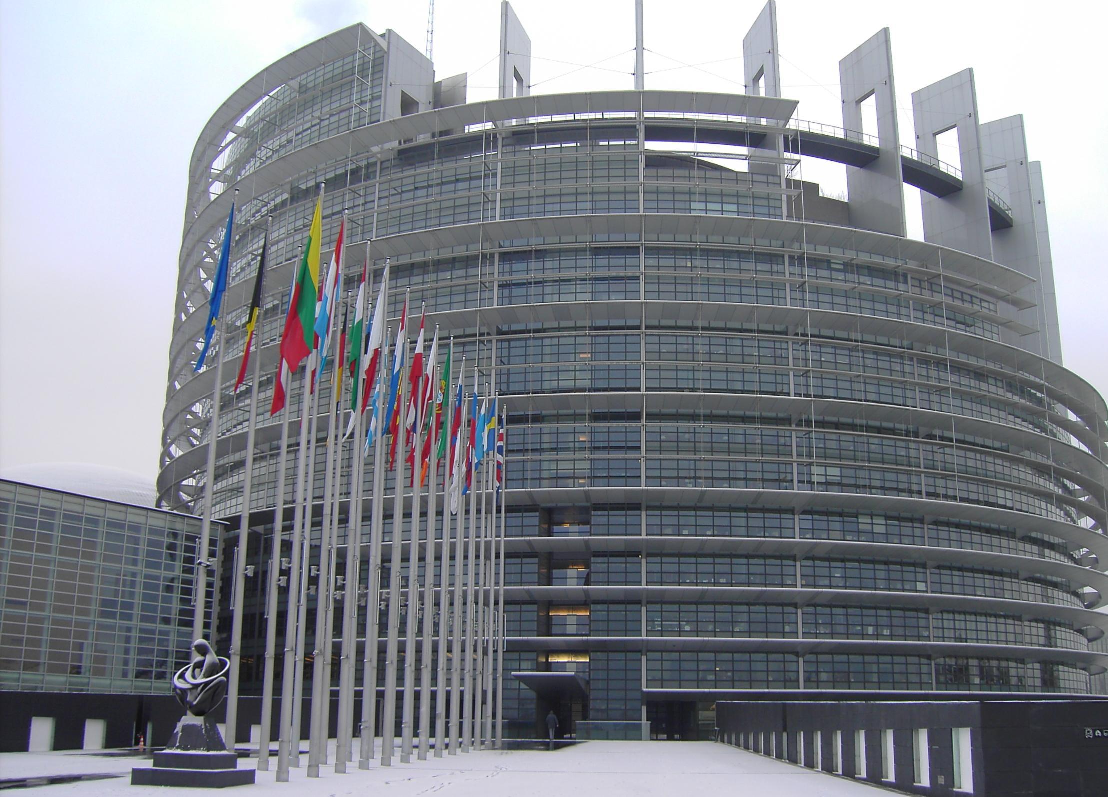 Resultado de imagen para sede union europea