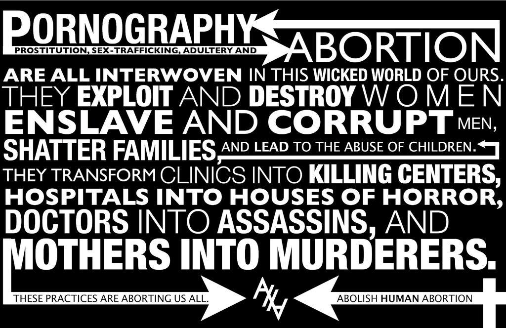 Why is abortion murder?