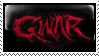 GWAR stamp by Ellenocalypse