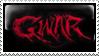 GWAR stamp by Ellenocalypse