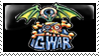 GWAR stamp 2 by Ellenocalypse
