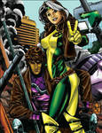 Rogue and gambit colors 2