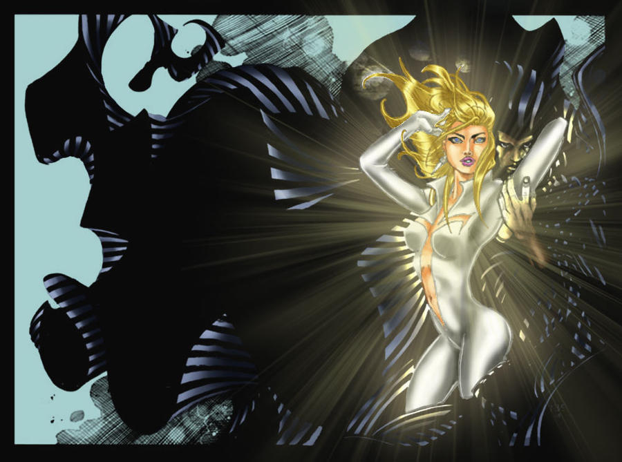 Cloak And Dagger Colors By Brimstoneman34 On DeviantArt