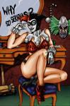 Harley naughty