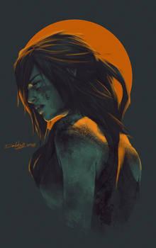 Shadow of The Tomb Raider Fanart