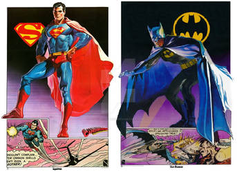 Superman Batman 1977