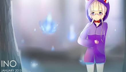 Original Character : Amanara (Reborn) by justinok