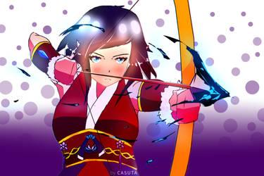 Archer by justinok
