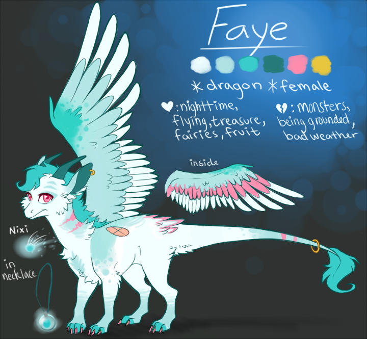 Faye Ref 2015 by Twifeather