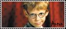 Stamp Anton Bohnsack by SRuelas