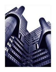 2 Towers by ageai