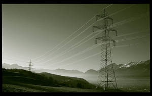 Cables Sleep by ageai