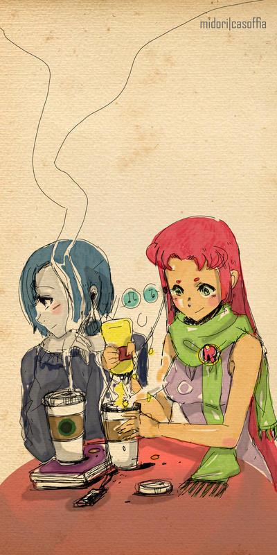 Girls Day Out by Midori2501Aikou