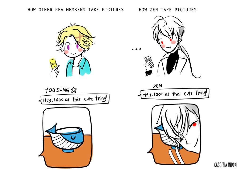 Taking Pictures by Midori2501Aikou