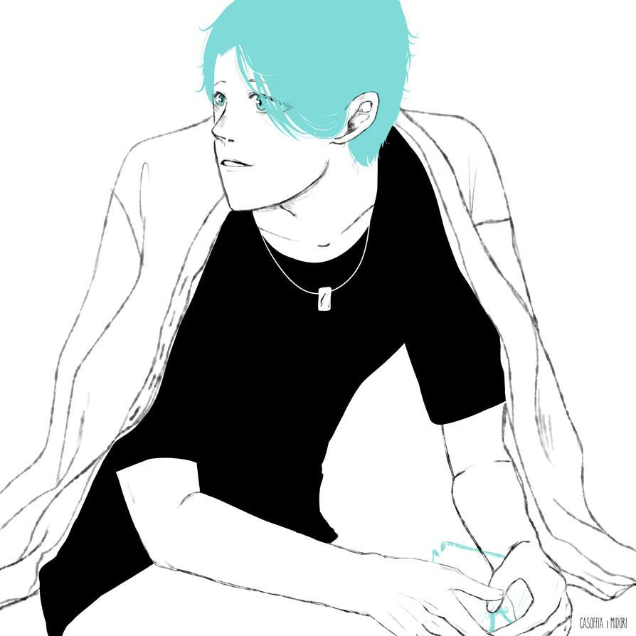 V by Midori2501Aikou