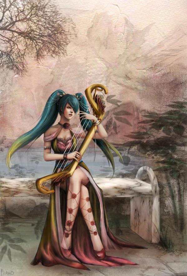 Symphonius Sona by Ka-ho