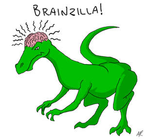 Brainzilla
