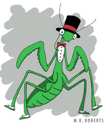 Classy Mantis