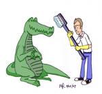 Croc Encounters