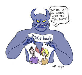 Facebook Demon