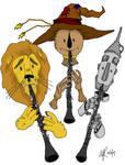 The Oz Woodwind Trio