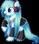 Miku Ponyfied