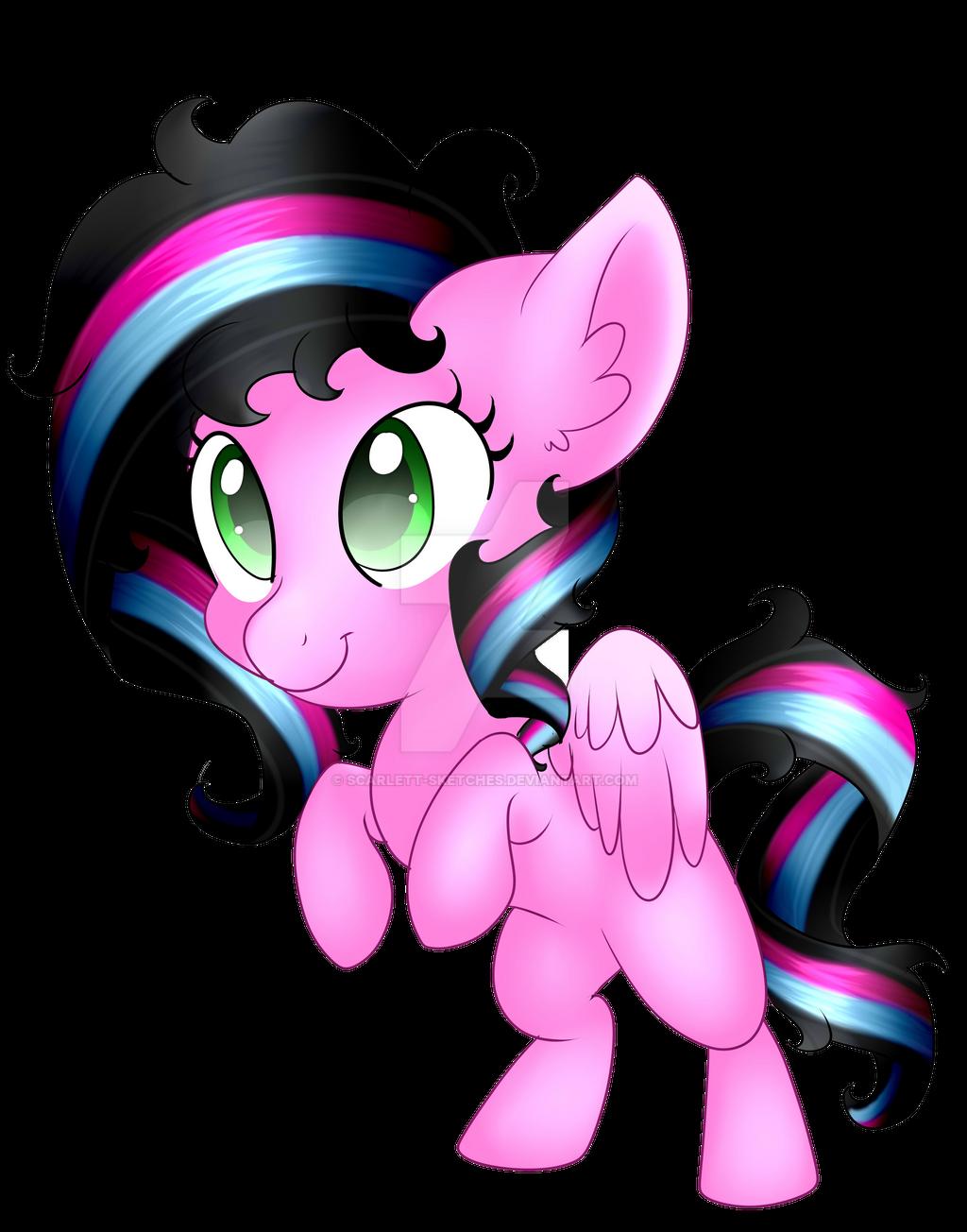 Adoptable pony #11 [CLOSED]