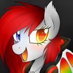 Scarlet Headshot