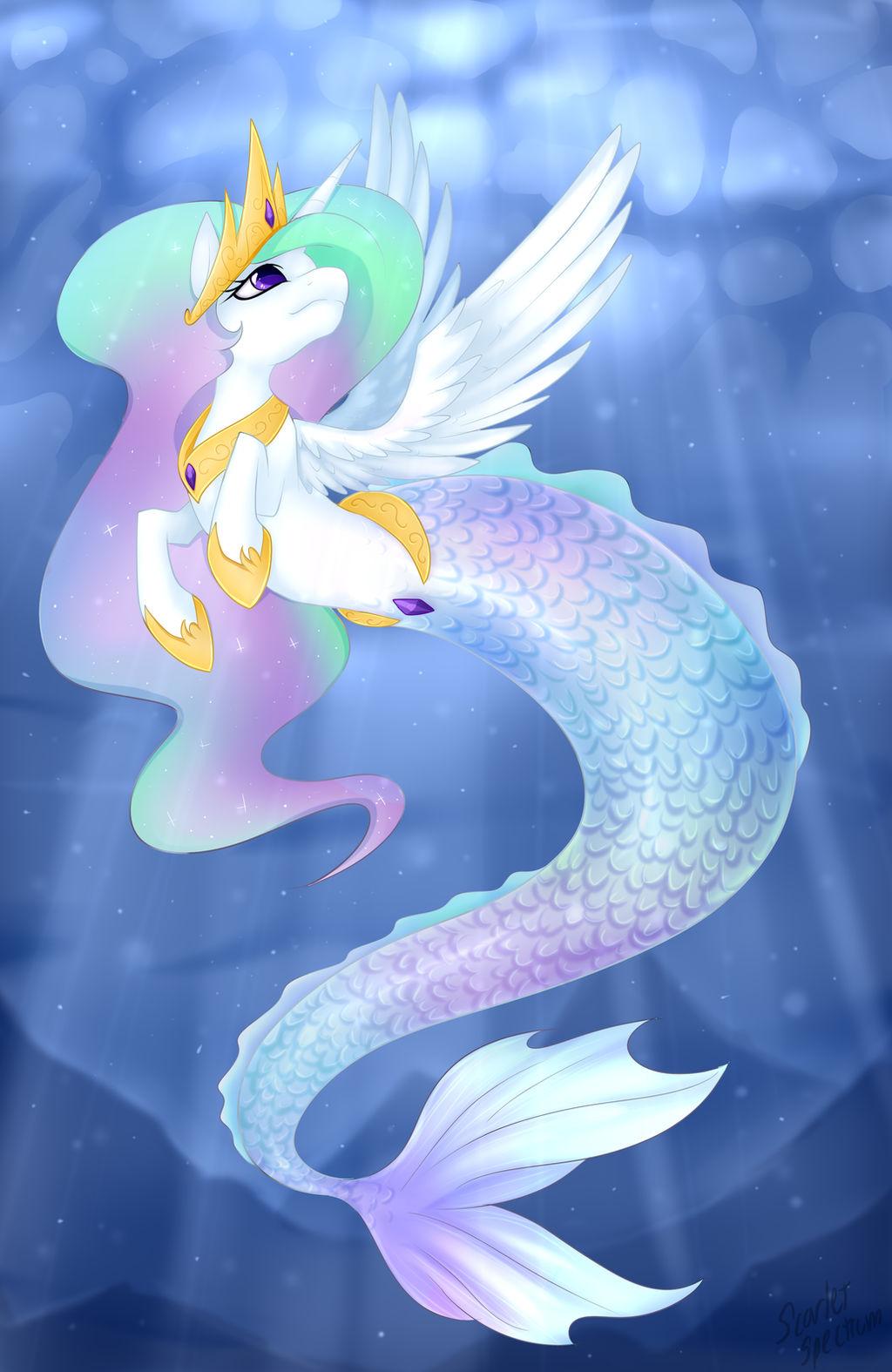 Princess Seapony Celestia