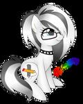 Silver Tiara ( Art trade w/GalaxyArtProduction2 )