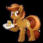 Cinnamon Bun [Commission]