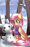 Winter Time + Speedpaint
