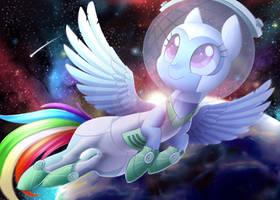Space Dash by Scarlet-Spectrum