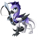 Private Larentia of the Lunar Guard [C]