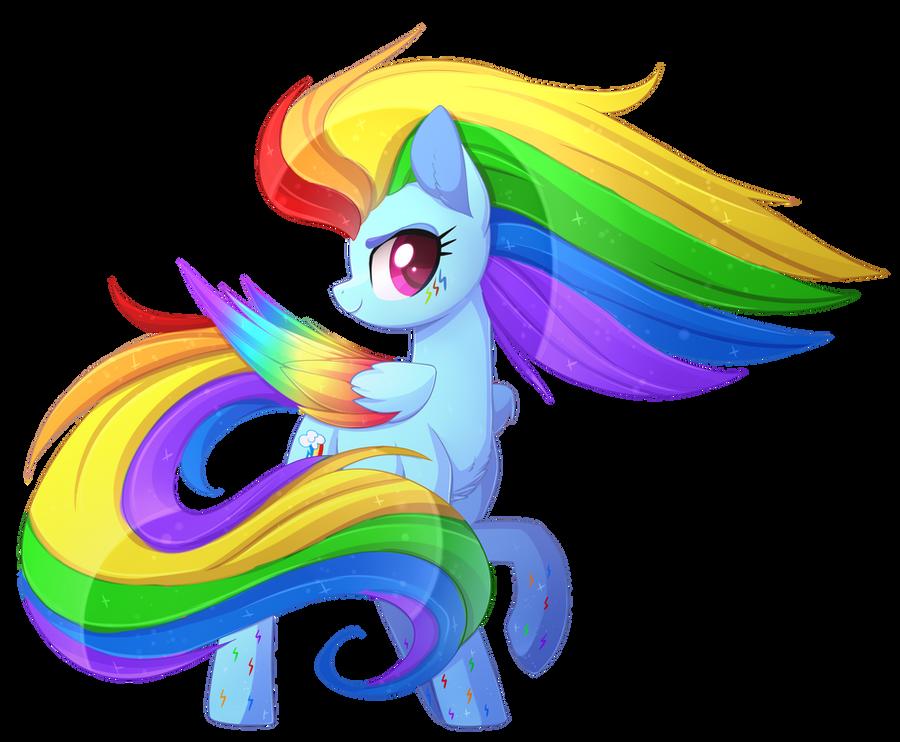 Vector #415 - Rainbow Dash #53 by DashieSparkle on DeviantArt