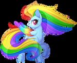 Rainbow Power Dash