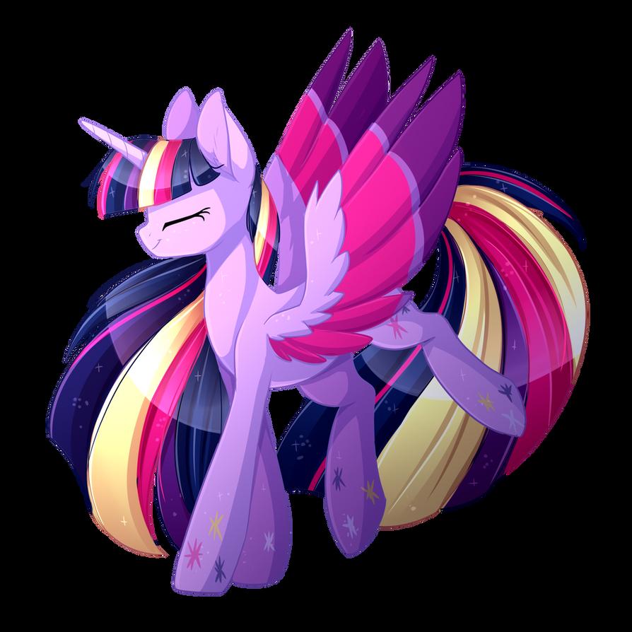 twilight_rainbow_power_by_scarlet_spectr