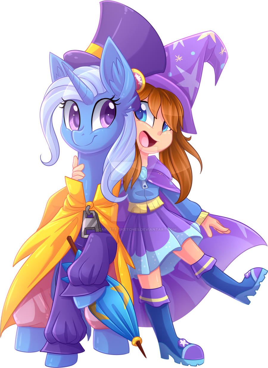 A Hat In Time And Trixie [C]