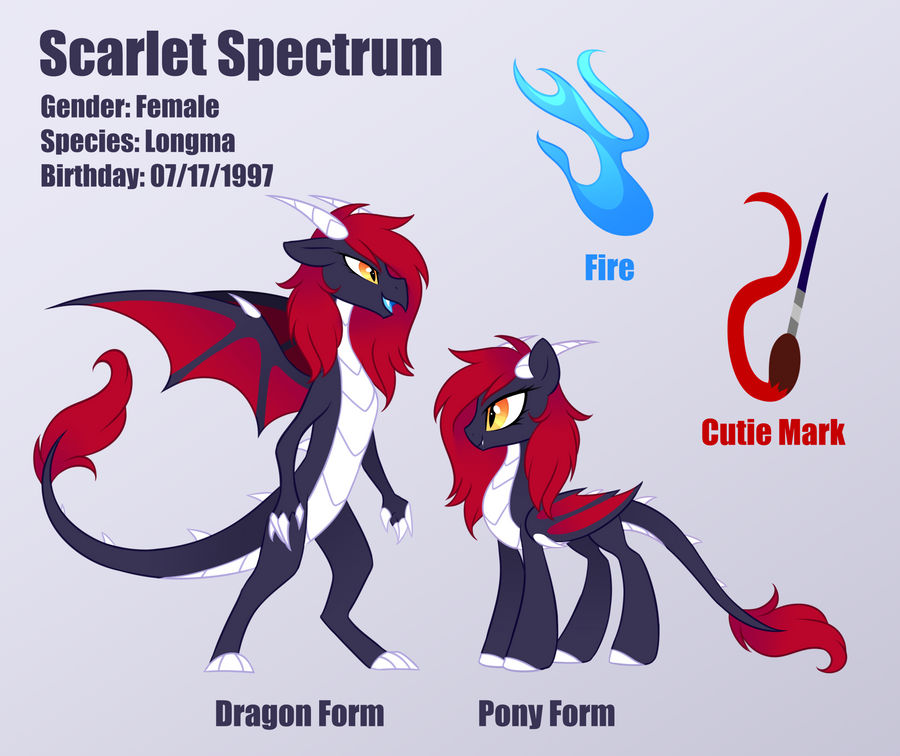 Scarlet Spectrum referance 2019