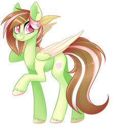 Pastel Cream | Art Trade by Scarlet-Spectrum