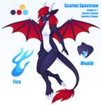 Scarlet - Anthro Ref