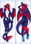 Scarlet Daki + Speedpaint