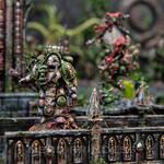Warhammer 40k Death Guard Plague Marine